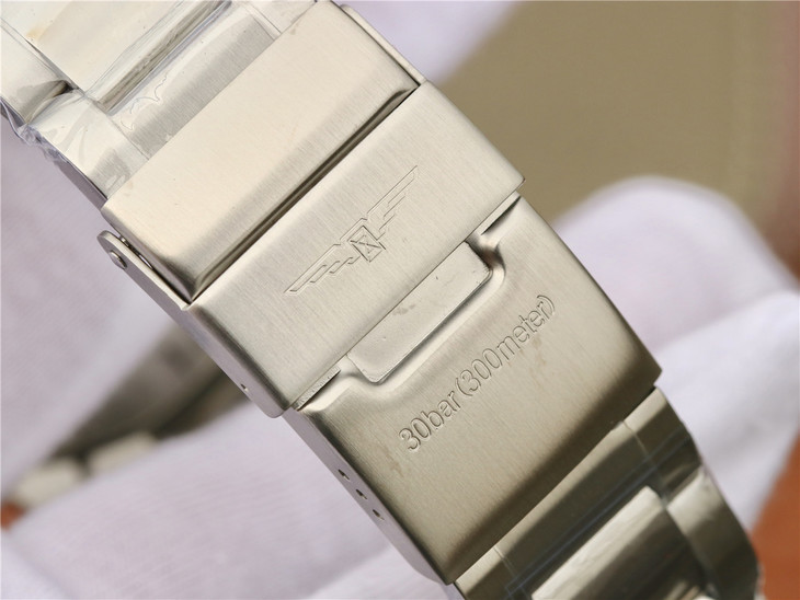 Longines Conquest Buckle