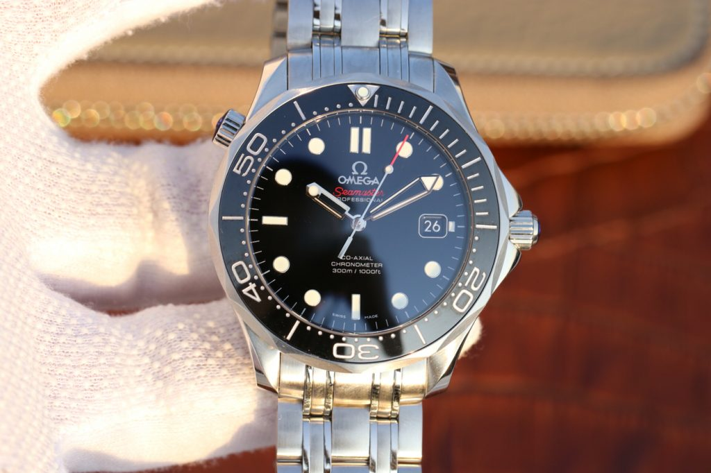 MKF Replica Omega Seamaster Watch