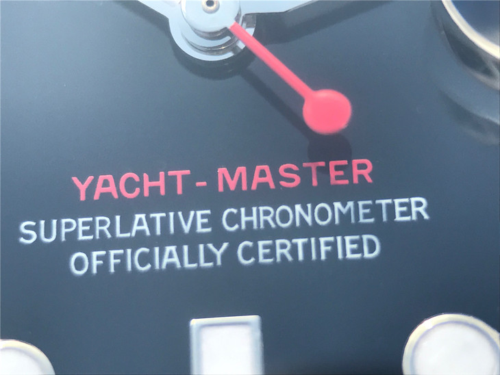 Red Yacht-Master Printing