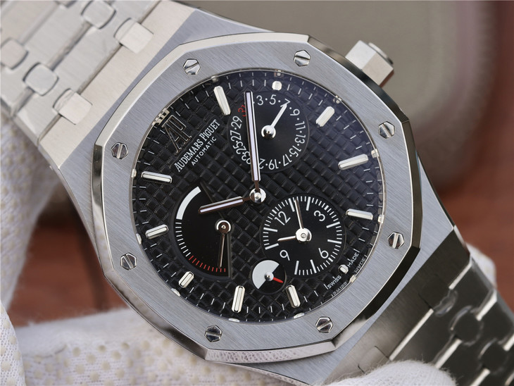 Replica Audemars Piguet 26120 Black Dial