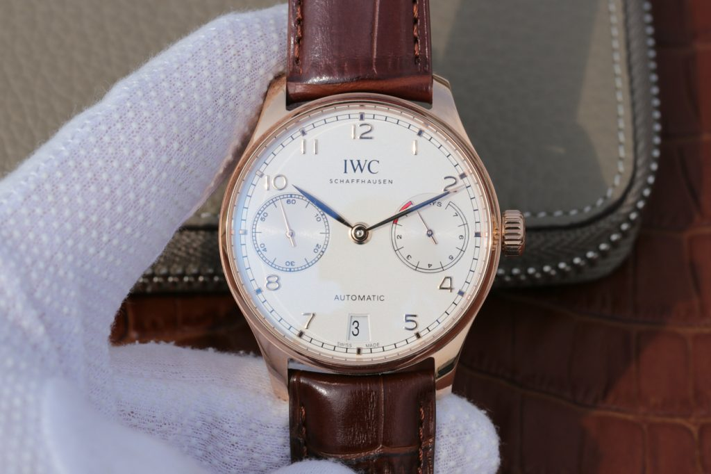 Replica IWC Portuguese 7 Days Power Reserve V5