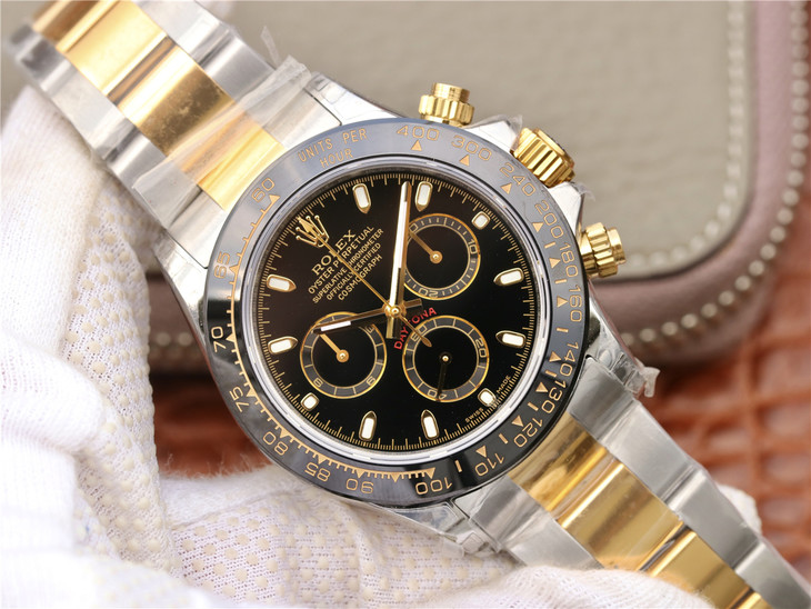 Replica Rolex Daytona Two Tone