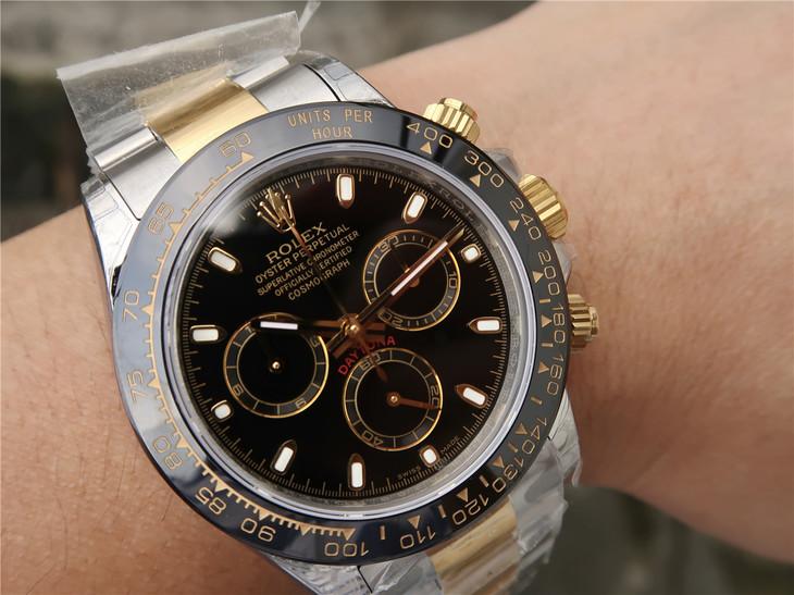 Replica Rolex Daytona Wrist Shot Pic