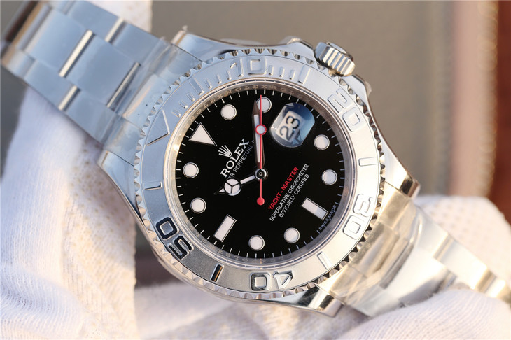 Replica Rolex YachtMaster 116622 Black