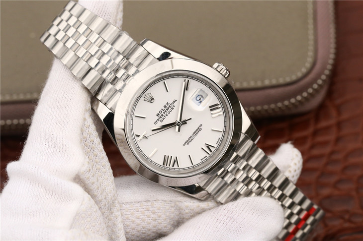 Rolex Datejust Stainless Steel Replica