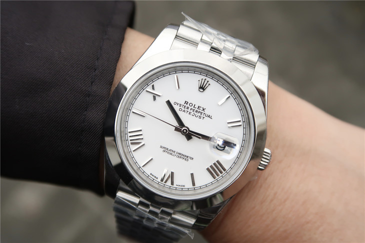 Rolex Datejust Wrist Shot 1