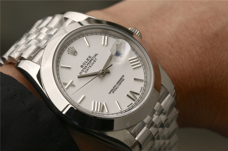 Rolex Datejust Wrist Shot