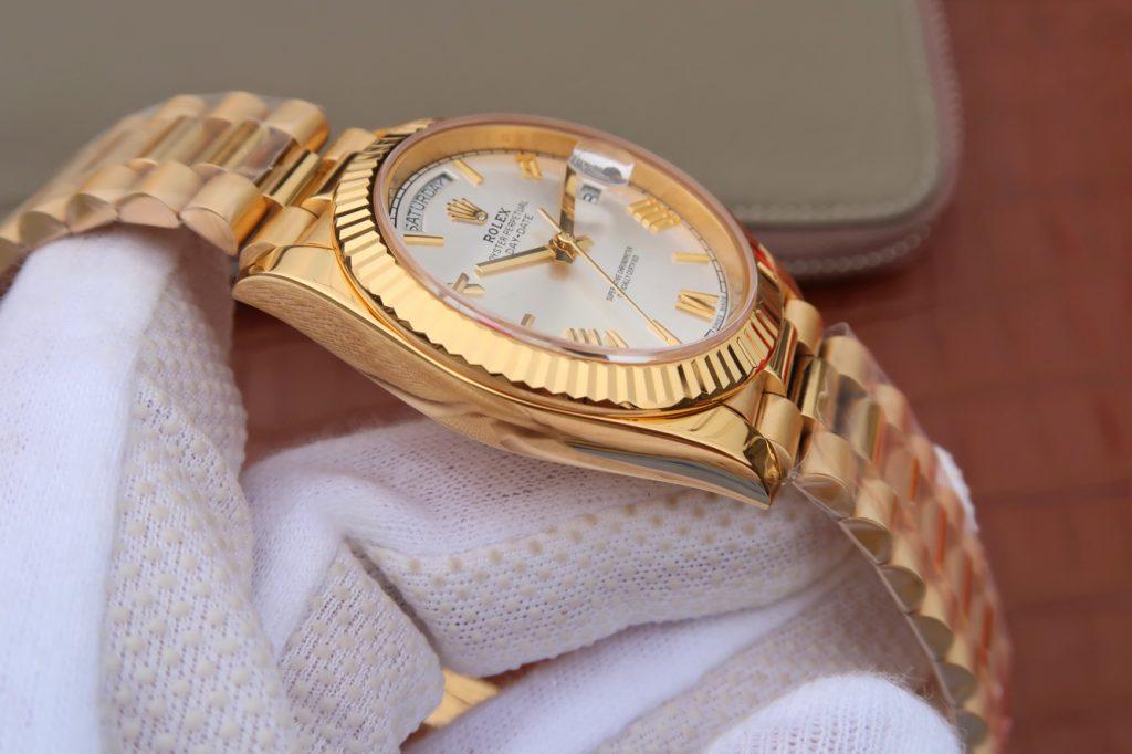 Rolex Day-Date Bezel