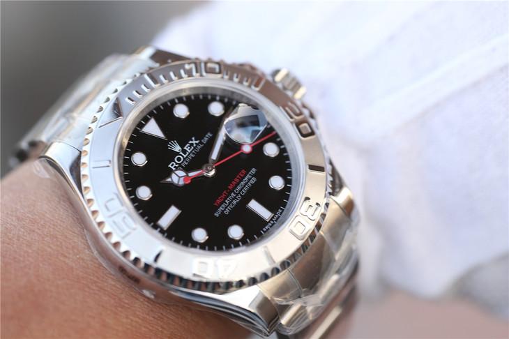 Rolex Yacht-Master 116622 Wrist Shot