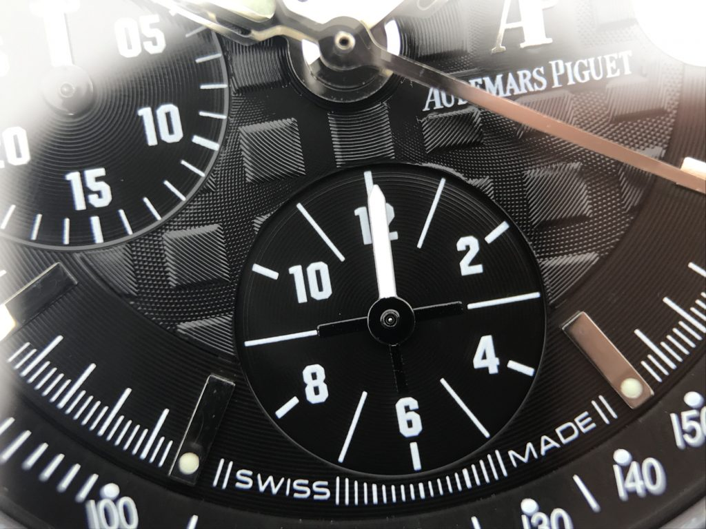 Audemars Piguet Survivor 12 Hour Chronograph Counter