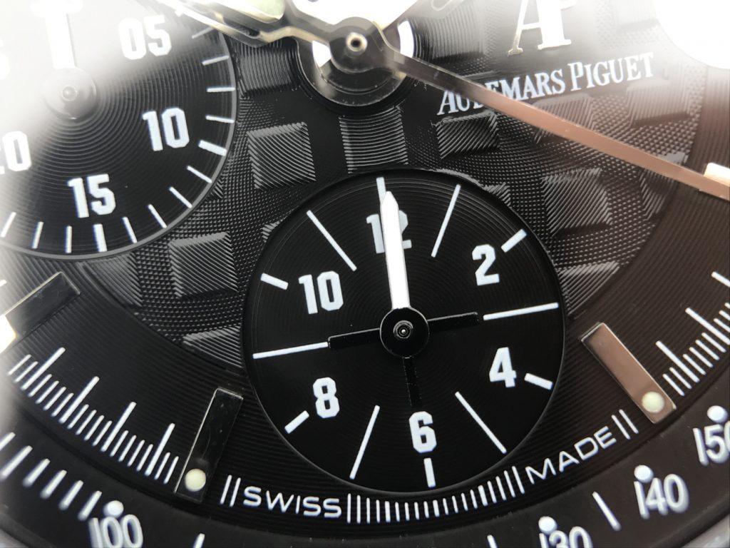 Audemars Piguet Survivor 12 Hour Chronograph Counter