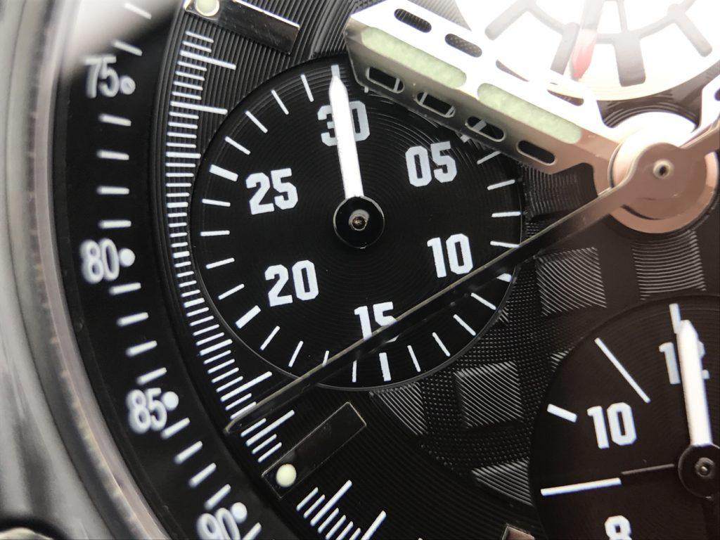 Audemars Piguet Survivor 30 Minute Chronograph Counter