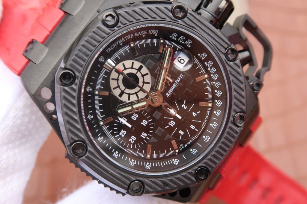 Audemars Piguet Survivor Black Dial