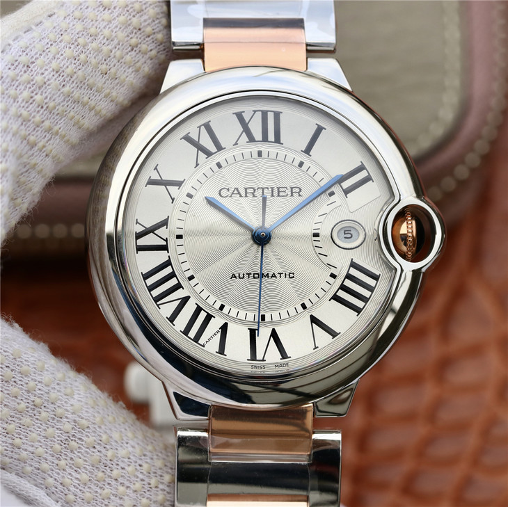 CRF Replica Cartier Ballon Bleu 42mm