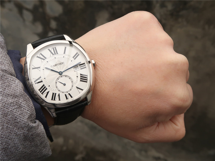 Cartier Drive Wrist Shot Photo