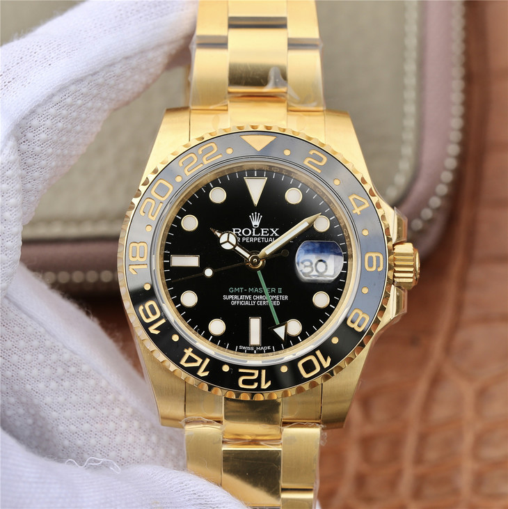 EW Factory Replica Rolex GMT-Master II