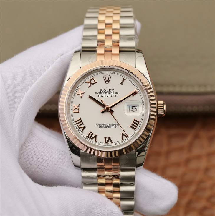 GMF Replica Rolex Datejust 36mm