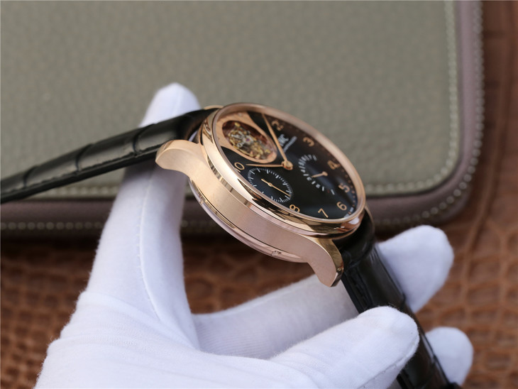 IWC Portuguese Rose Gold Case