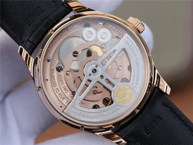IWC Portuguese Tourbillon Movement Automatic 1
