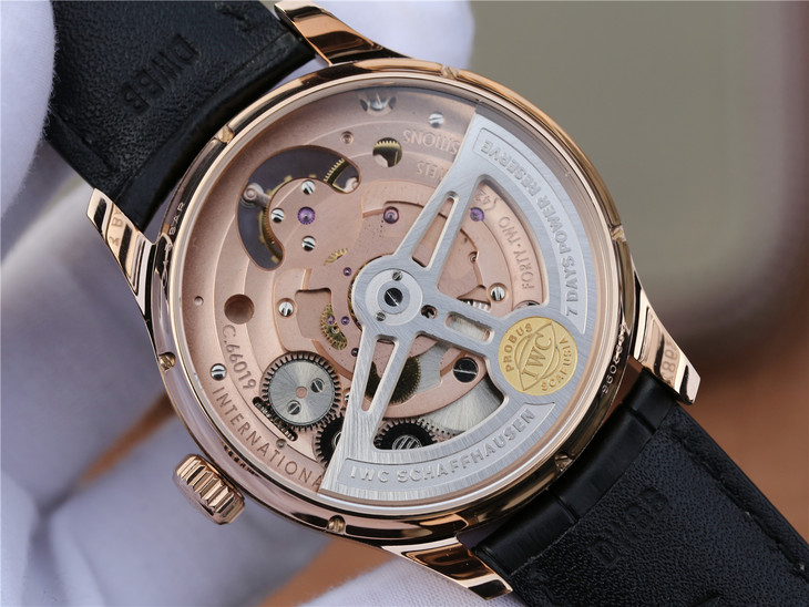 IWC Portuguese Tourbillon Movement Automatic