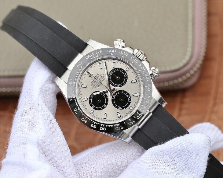 Noob Replica Rolex Daytona Grey