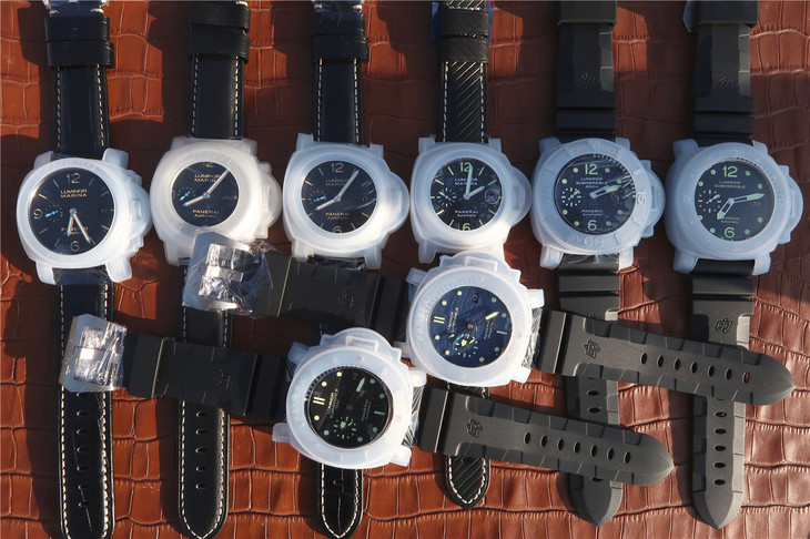 Panerai Watches Collection