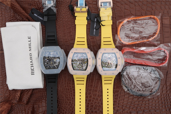 RM11-03 Watches Collection 1