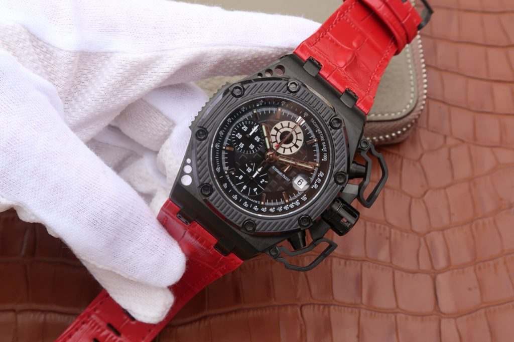 Replica Audemars Piguet Survivor Limited Edition