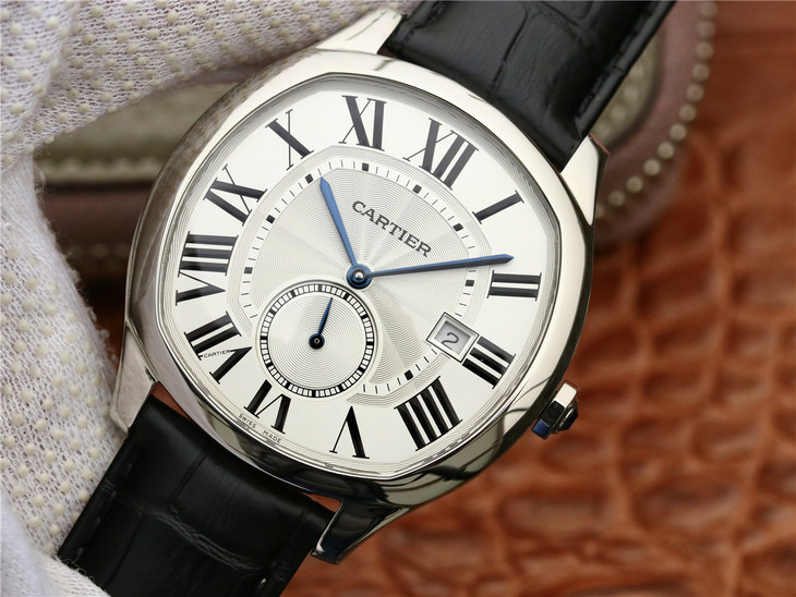 Replica Cartier Drive Steel Watch