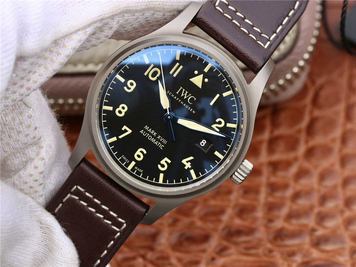 Replica IWC Mark XVIII Titanium