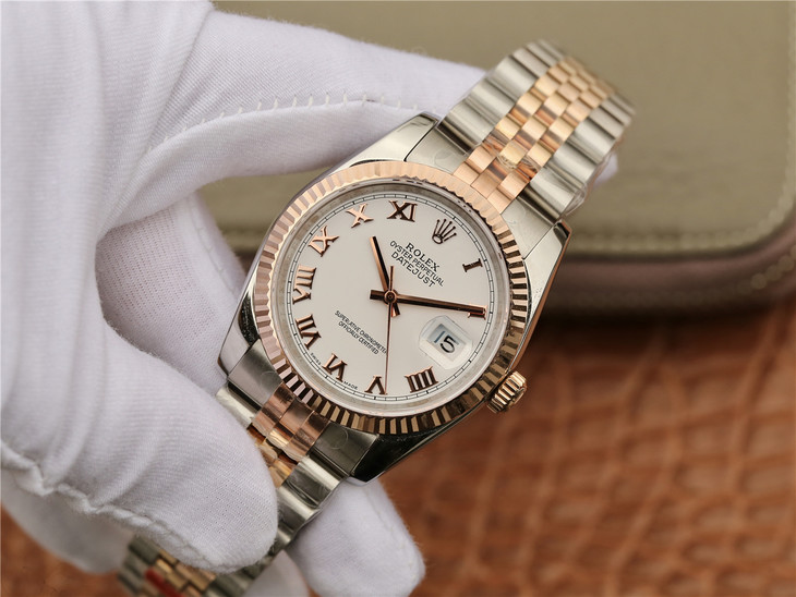 Replica Rolex Datejust 36mm from GM Factory