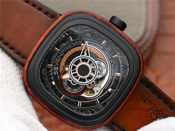 Replica SevenFriday P2B-03