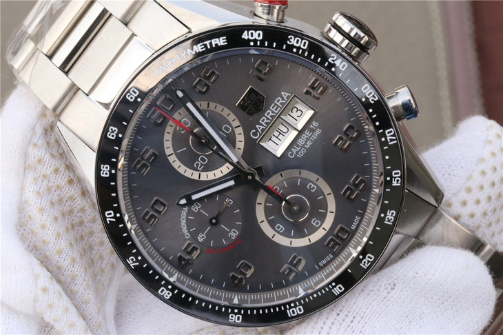 Replica Tag Heuer Carrera Grey