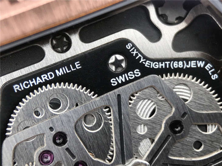 Richard Mille RM11-03 Movement