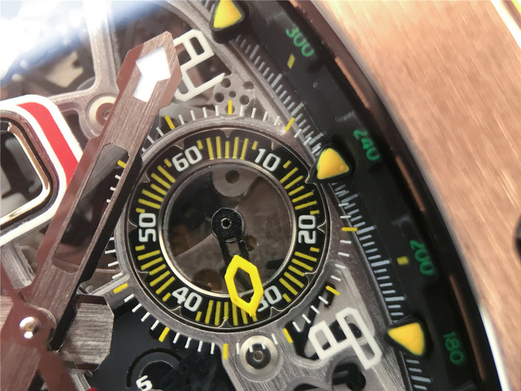 Richard Mille RM11-03 Small Seconds Subdial