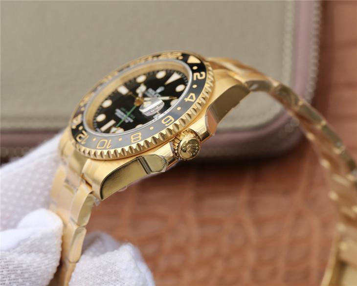 Rolex GMT-Master 116718LN Crown