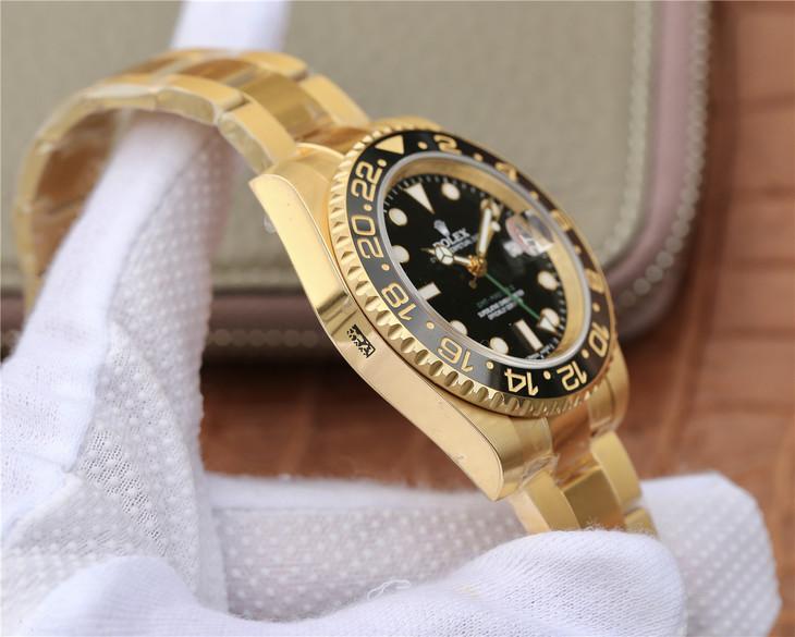 Rolex GMT-Master 116718LN Golden Case