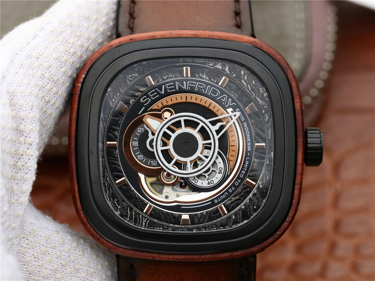 SVF Replica SevenFriday Woody