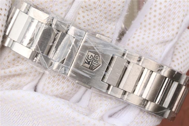 Tag Heuer Steel Bracelet