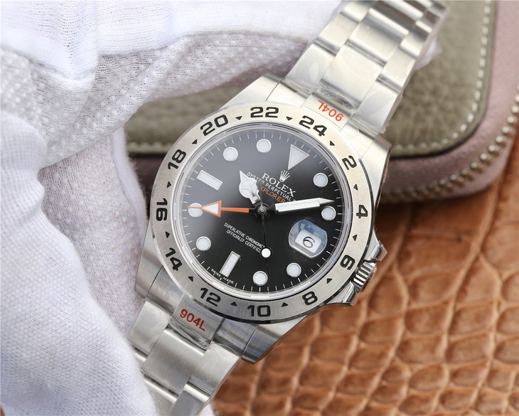 GM Replica Rolex Explorer II