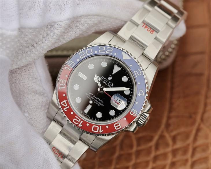 GMF Replica Rolex GMT-Master II 116719BLRO