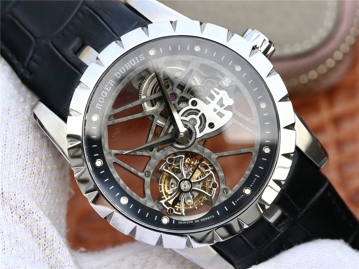 JB Factory Replica Roger Dubuis Excalibur Tourbillon