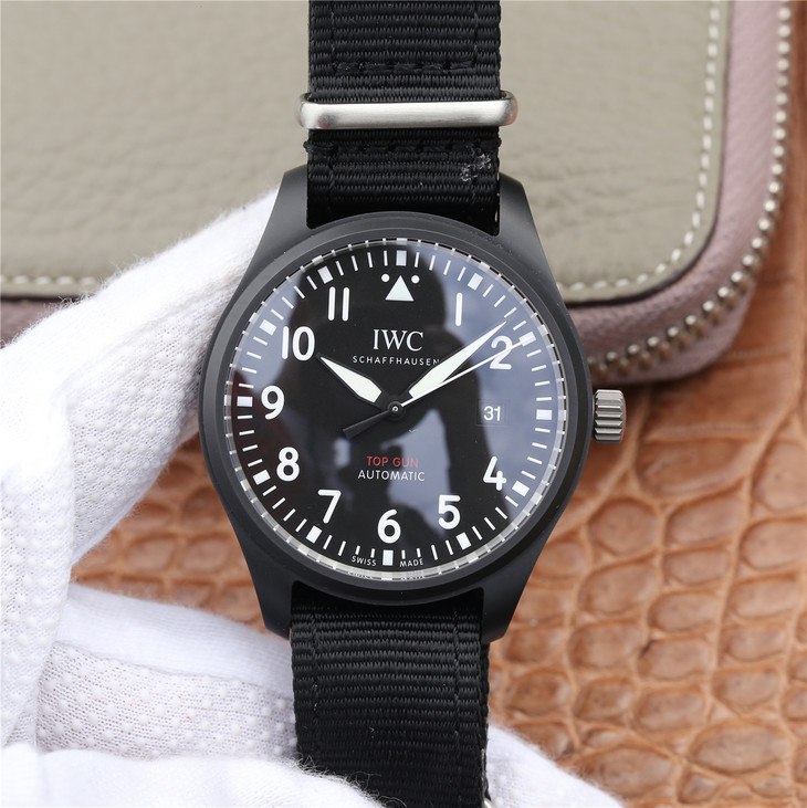 M+ Factory Replica IWC Top Gun