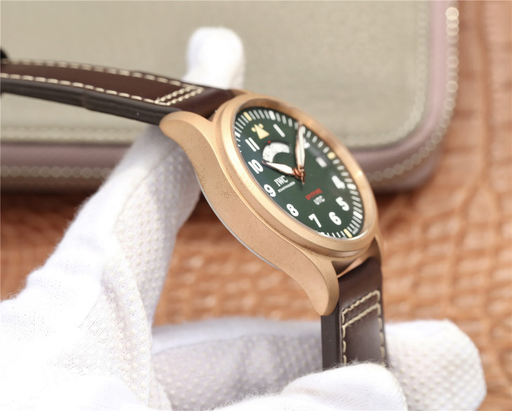 Replica IWC Spitfire Bronze Case