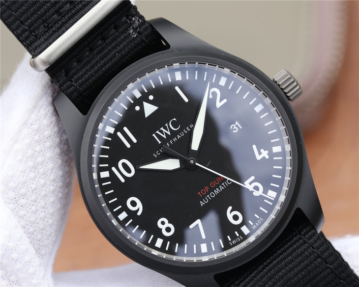 Replica IWC Top Gun IW326901