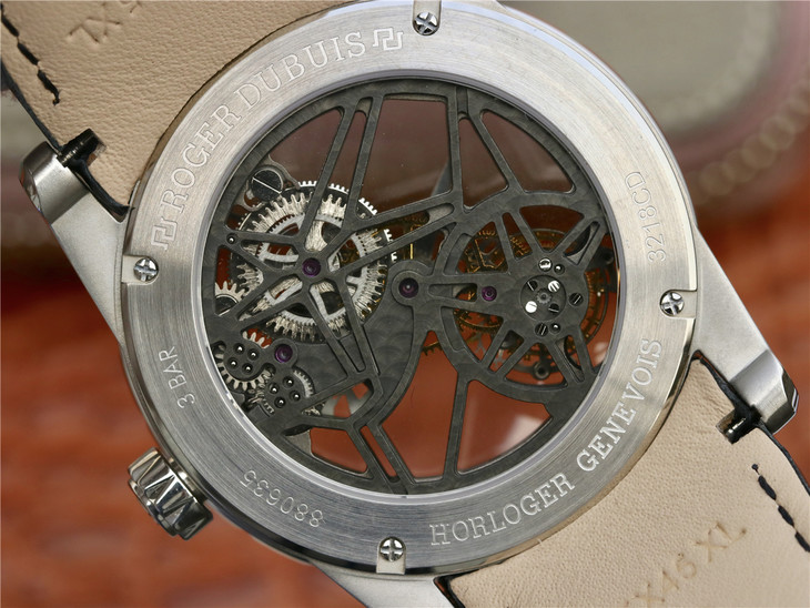 Replica Roger Dubuis Excalibur Tourbillon Movement
