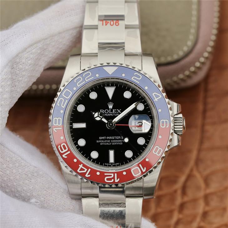 Replica Rolex GMT-Master II 116719BLRO