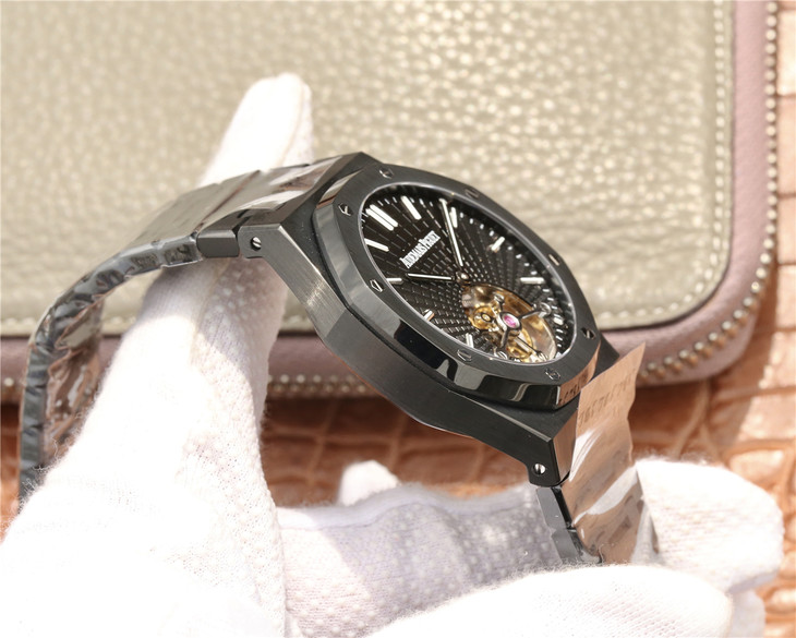 Audemars Piguet Black PVD Case