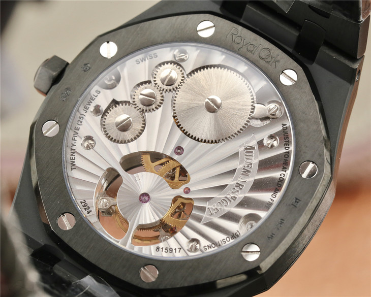 Audemars Piguet Royal Oak Flying Tourbillon Movement