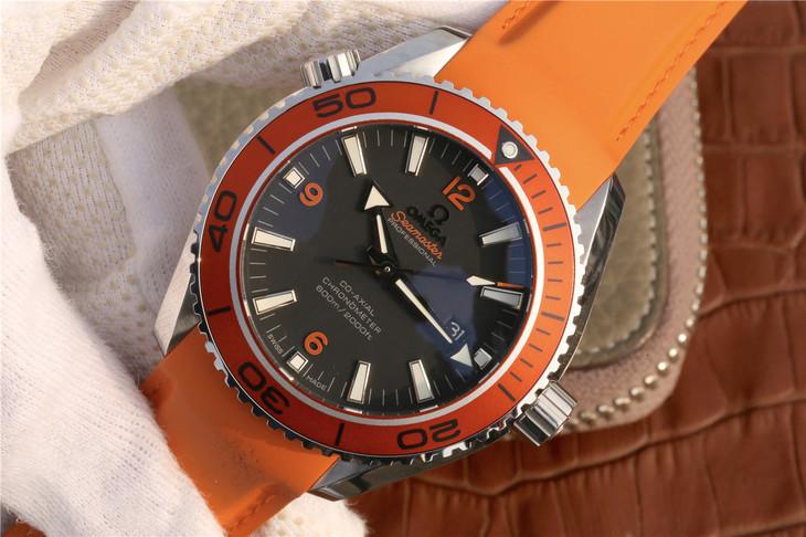 OMF Replica Omega Planet Ocean Orange